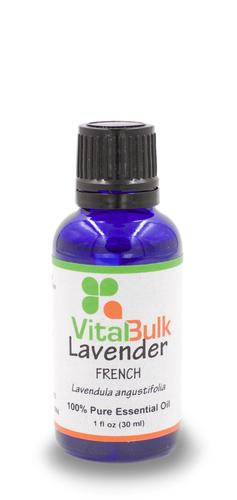 Lavender Essential Oil - 1 Oz. Bottle