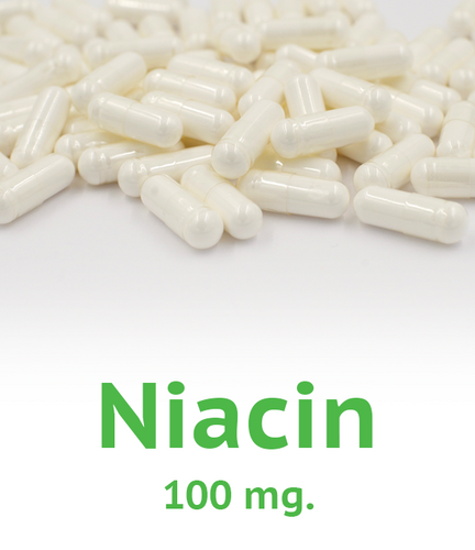 Niacin 100 mg Capsule