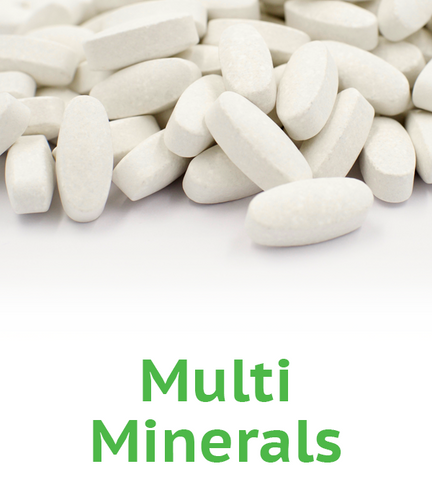 Multi Minerals Tablet