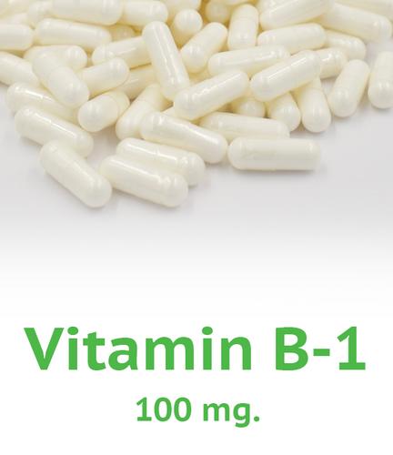 B-1 100 mg Capsule
