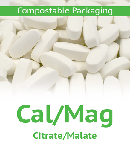 Cal-Mag Tablet - 90 Count Compostable Bag
