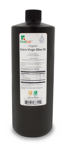Organic Extra Virgin Olive Oil - 32 oz. Bottle