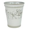 11 oz. Embossed Running Horse Julep Cups