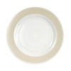 """11"""" COOP PLATE IN WHITE - LOUISVILLE POTTERY COLLECTION"""
