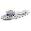 "20"" Antipasto Tray with Bowl in Elodie"