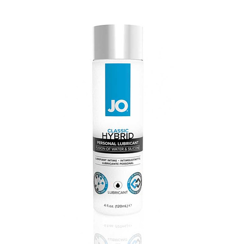 System JO Silicone and Water Hybrid Lubricant