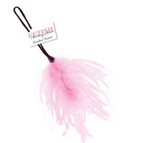 Fetish Fantasy Pink Feather Teaser