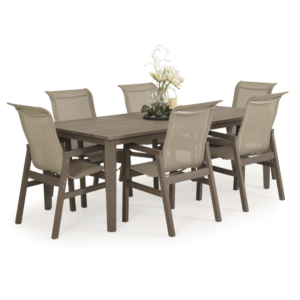 "528040U 80"" x 39.5"" Rectangle Dining Table"