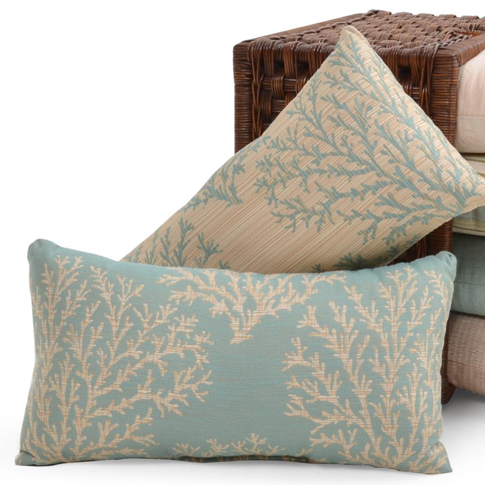 """RECT 8"""" x 18"""" Rectangle Toss Pillow"""