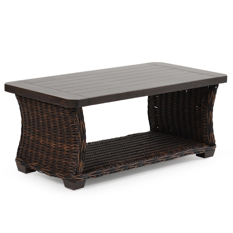 """4329 46.25"""" x 23.25"""" Rectangle Cocktail Table"""