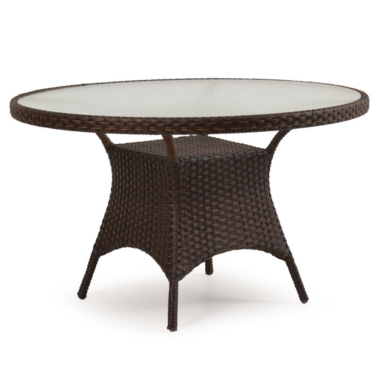 "6048G/U 8""  Round Dining Table"