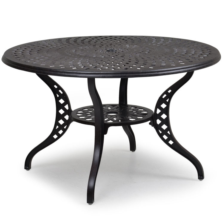 """7148DT 48"""" Round Dining Table"""