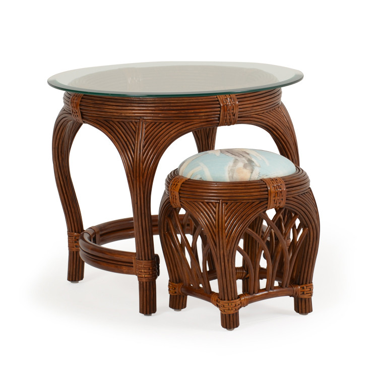 """5421 28"""" Round End Table"""