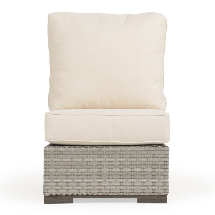 641801A Armless Chair (Sectional)
