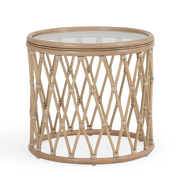 "871820 24"" Round End Table"