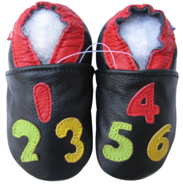 Number Black up to 4 Years Old