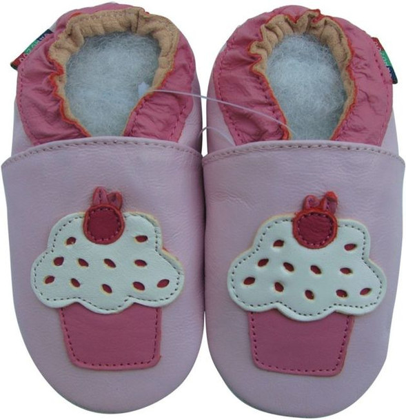 Cupcake Pink S up to 4 Years Old