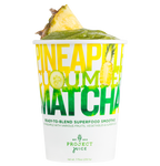 Pineapple Matcha