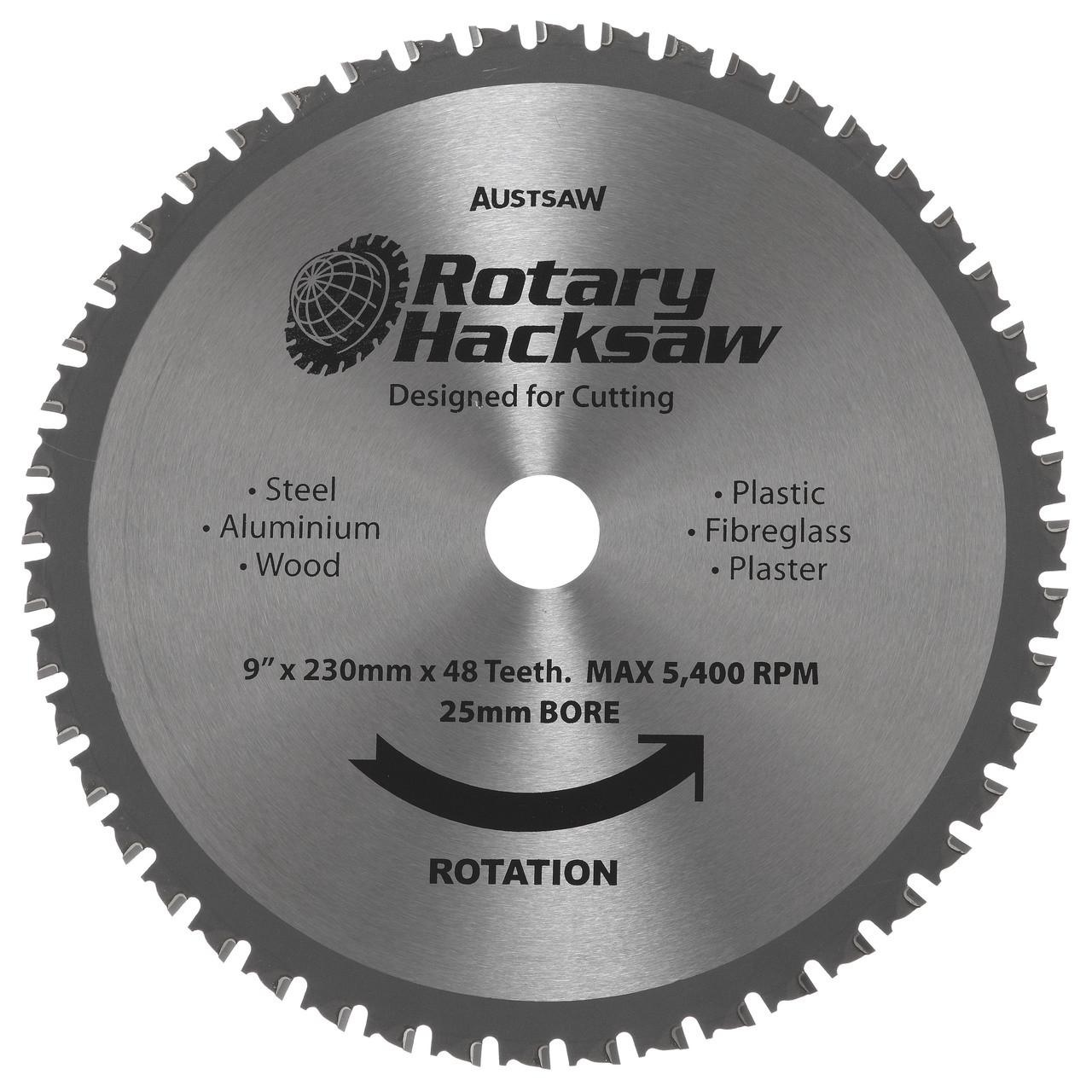 New austsaw rotary hacksaw blades ebay new austsaw rotary hacksaw blades greentooth Images