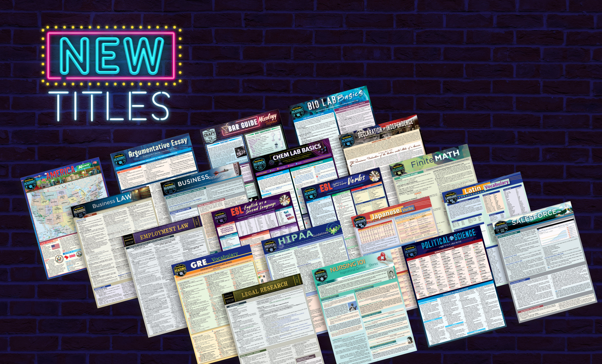 Barcharts publishing inc makers of quickstudy new releases are here from barcharts publishers of quickstudy we know you will love these great new products because we created them based off your fandeluxe Image collections