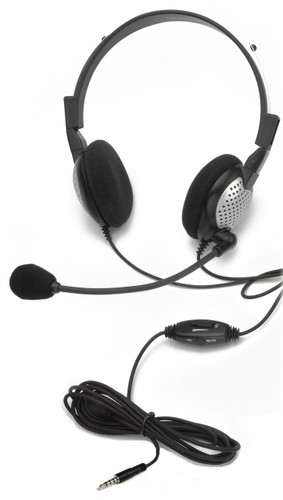 NC-185M On-Ear Stereo Headset