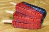 JUMBO Elegant Pop  with refreshing strawberry sorbet and decadent chocolate!