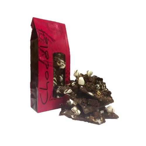 Chocolate Bark - Rocky Road - 9 oz Bag