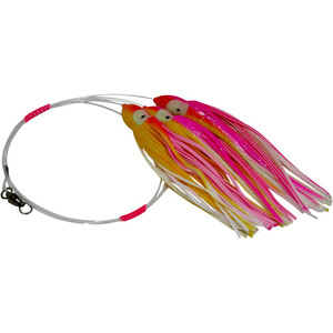 Daisy Chain Leader - Pink & Yellow