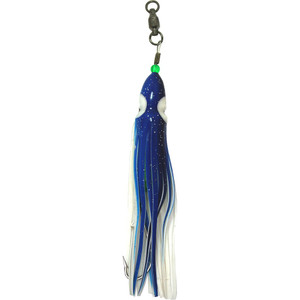 H2O Fx LED Lighted Lure - Blue & White