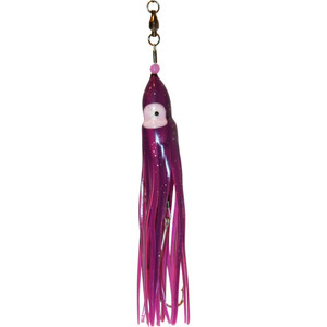 H2O Fx LED Lighted Lure - Purple Squid