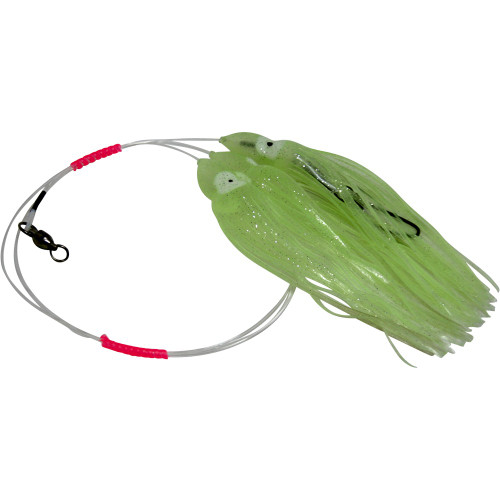 Daisy Chain Leader - Transluent Lime