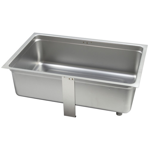 DELFIELD 0160014-S PAN W/DRAIN