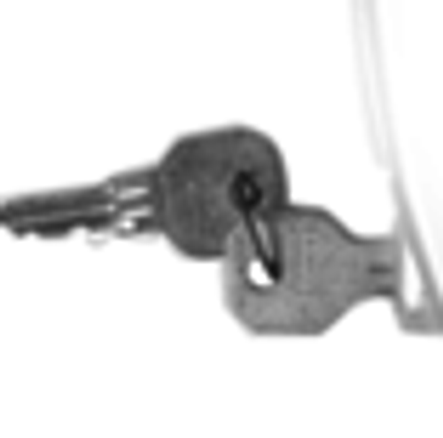 CHG R25-1700-XC Magnetic Latch Assembly Offset With Key