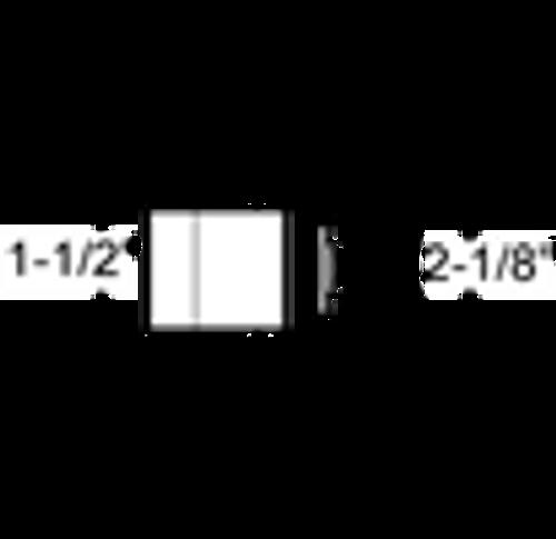Kason 930A00004 Reach-in Door Latch