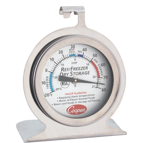 COOPER THERMOMETER 25HP-01-1 THERMOMETERSHELF
