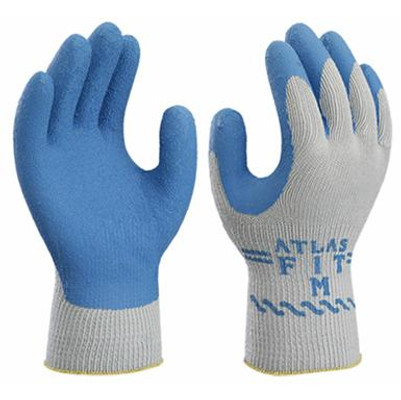 Atlas Gloves, Blue