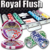 300 pc Royal Flush Professional 11.5g Poker Chip Set with Case & FREE OFFER
