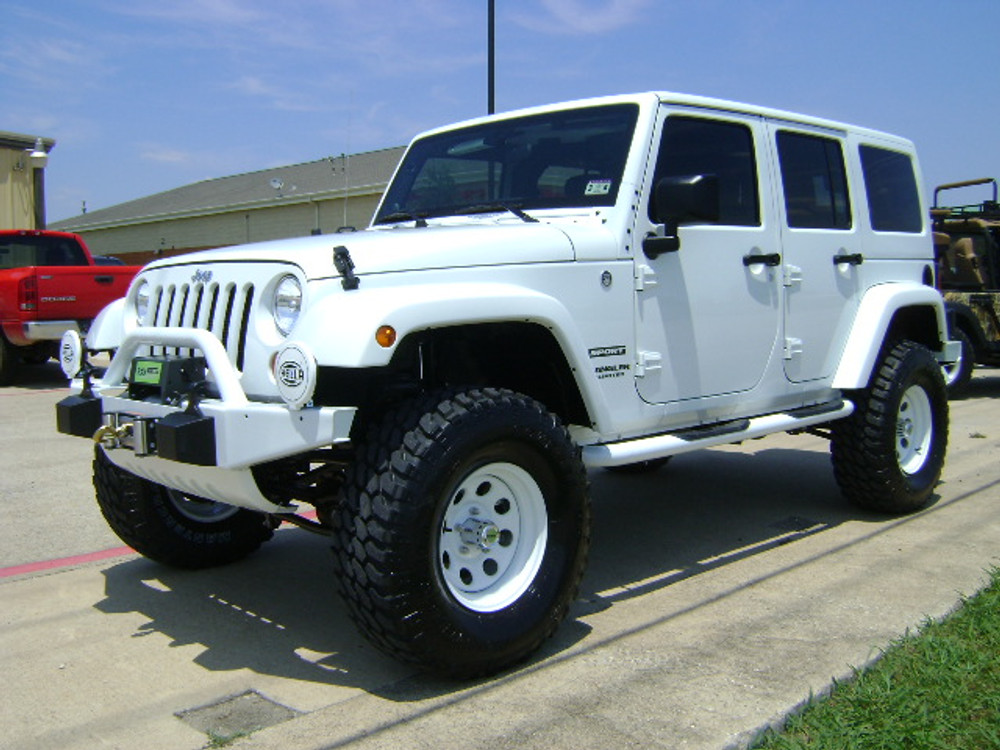 Sold 2012 Jeep Wrangler Unlimited Sport Stock 206905a