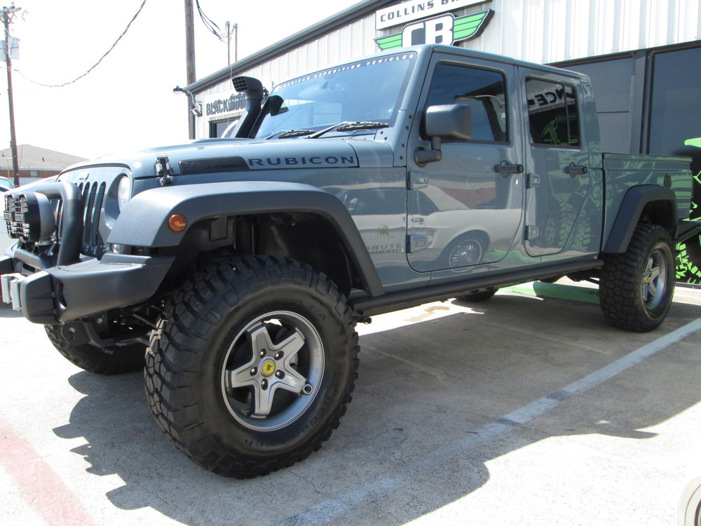 Sold Sale Pending 2014 Aev Brute Double Cab For Export Only Stock