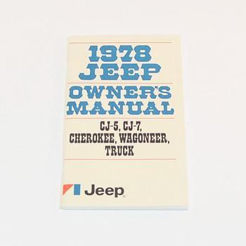 jeep owners manuals cbjeep rh collinsbrosjeep com owners manual for a canon gl1 ntsc owners manual for a cdx-gt35u