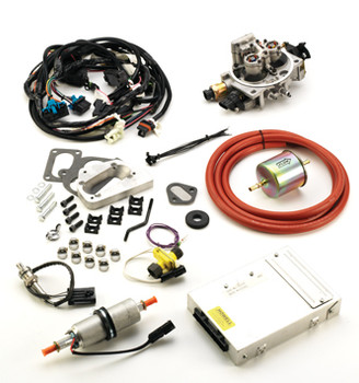72 93 amc v8 fuel injection kit (ca emissions legal) cbjeep mercury wiring harness '72 '93 amc v8 fuel injection kit