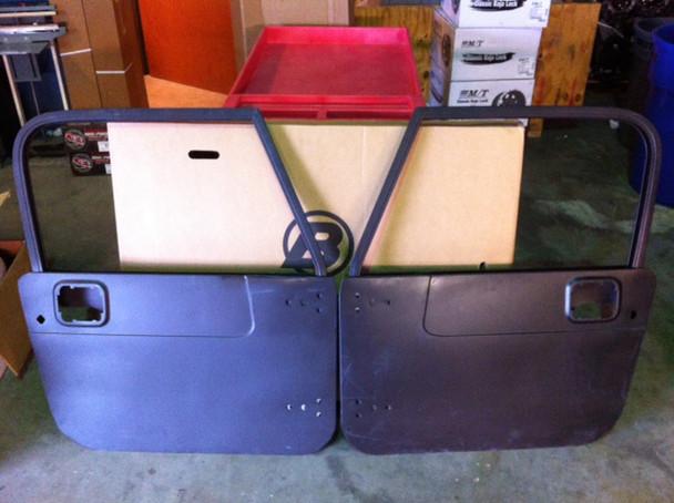 '81-'95 CJ/YJ NOS Door Shells (movable vent window)