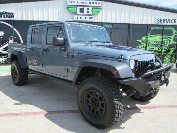 2014 AEV Brute Double Cab FOR EXPORT ONLY Stock # 235001
