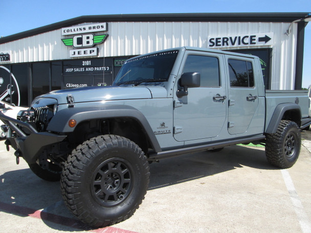 2014 AEV Brute Double Cab FOR EXPORT ONLY Stock # 235003