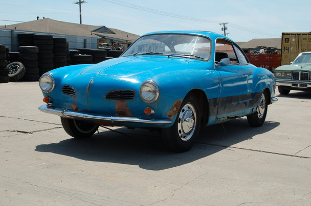 SOLD 1969 Karman Ghia Coupe Stock# 040962