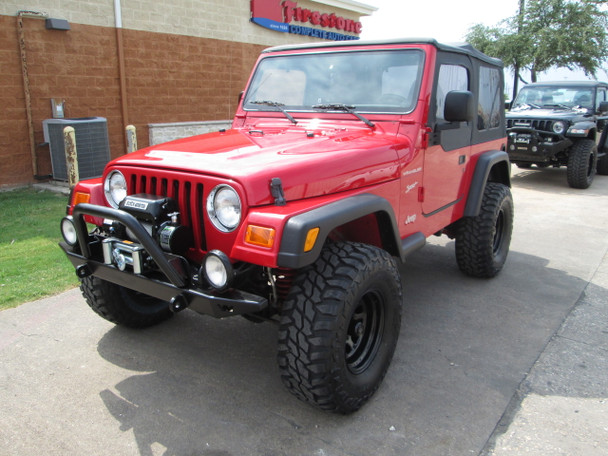 SOLD 2002 Jeep TJ Wrangler Sport Edition Super Low Miles! Stock# 728114