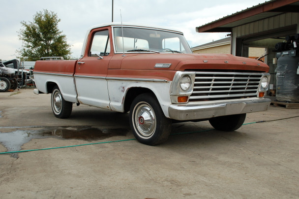 1967 Ford F-100 short bed pickup truck 1-owner Stock# B20064