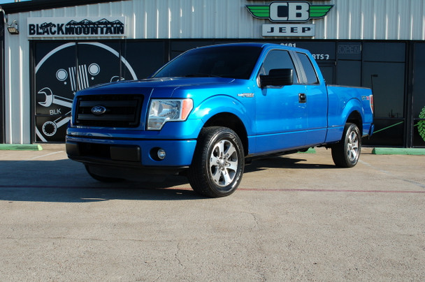 2013 FORD F-150 Supercab 4x2 V8 Auto  Stock# D25610