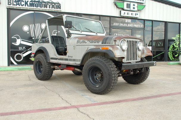 SOLD 1979 Jeep CJ-5 Silver Anniversary Stock# 845042