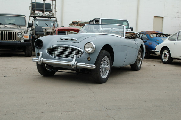 1964 Austin Healey BJ-7 project Stock# 24032
